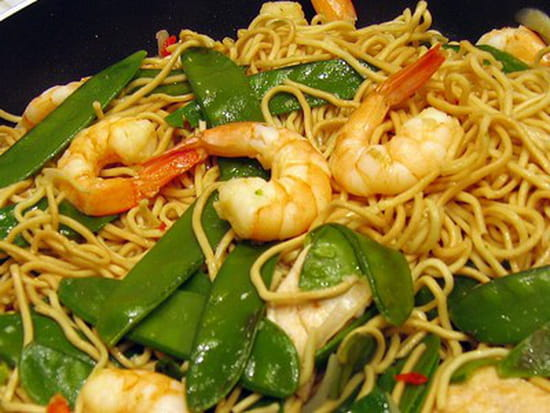 MundArt  - wok, une spécialité du MundArt -   © mundart