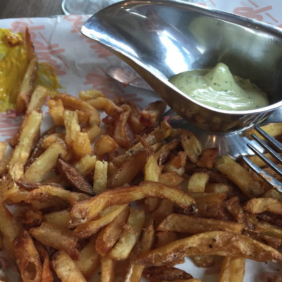 , Plat : My Pop Company  - Frites nules -