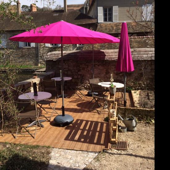 , Restaurant : Nature' L  - La nouvelle terrasse -