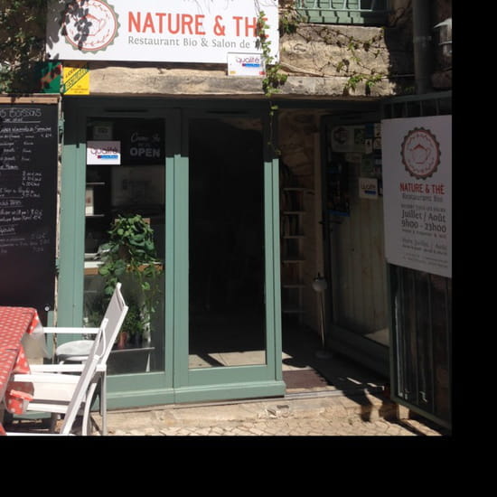 , Restaurant : Nature & Thé