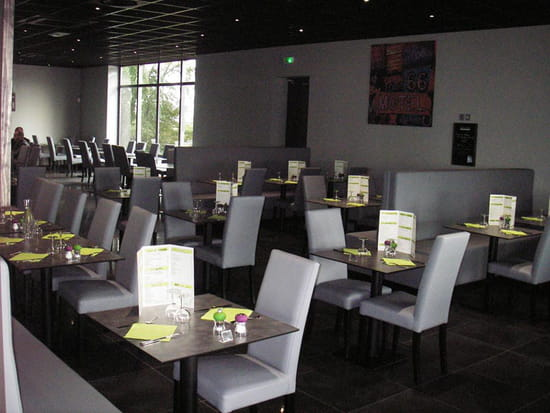 New Cantine  - La salle -   © New Cantine
