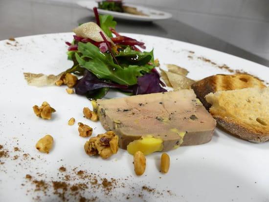 Nikita  - Foie gras et truffes fraîches -