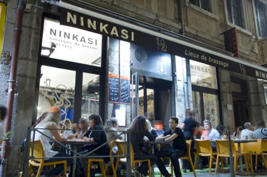 Ninkasi Hôtel de Ville