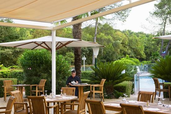 Novotel Café  - Terrasse -