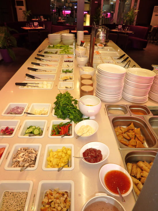 O'Comptoir  - Le Bar à Salade -   © lalita