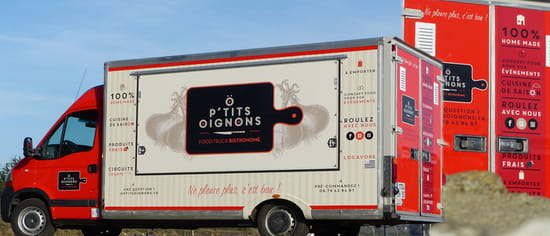 Ö P'TITS OIGNONS  - Ö P'tits Oignons Food Truck -