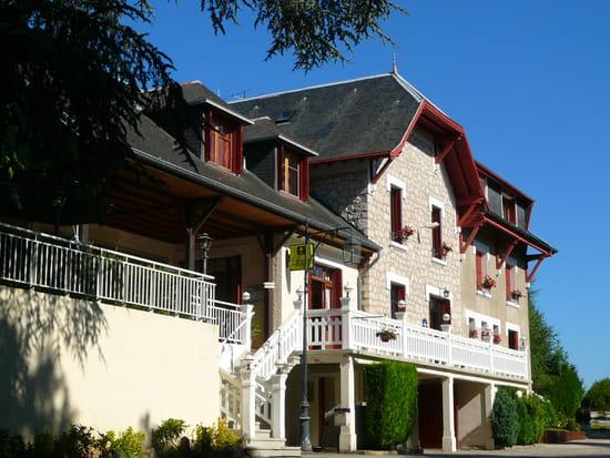 Ô Pervenches Hôtel Restaurant