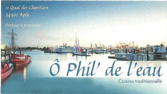 Ô Phil de l'Eau