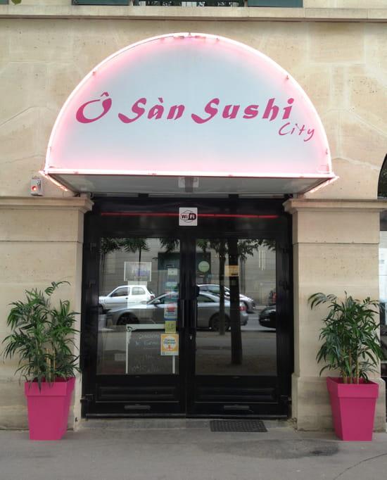 O San Sushi City _ OXO