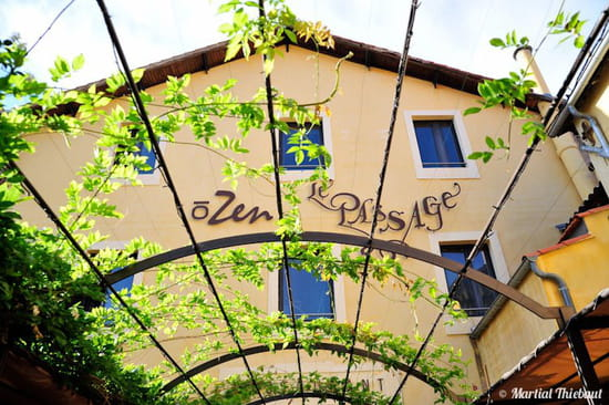 O zen le passage restaurant cuisines du monde aix en provence avec linternaute - Zen de passage ...