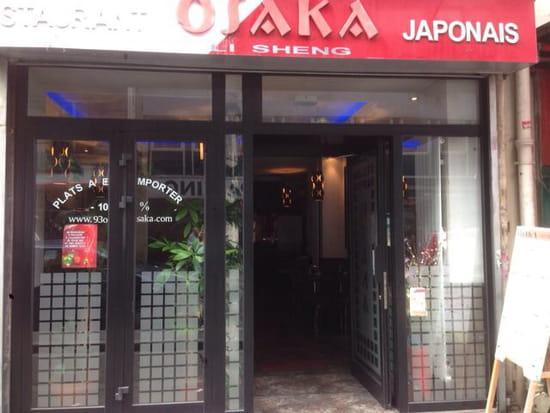, Restaurant : Osaka