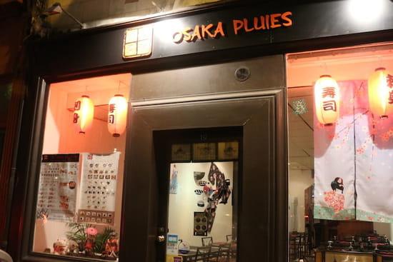 Osaka Pluies