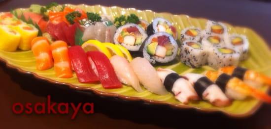 , Plat : Osakaya