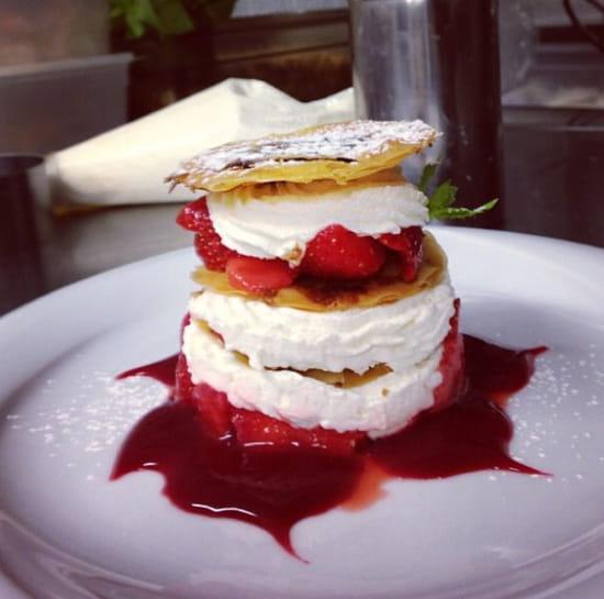 , Dessert : Oscar