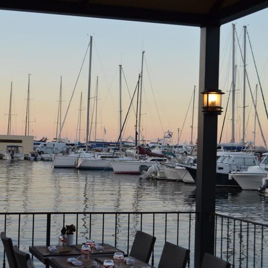 , Restaurant : Osteria di u Portu