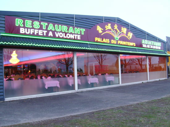 Restaurant Chinois Saint Palais