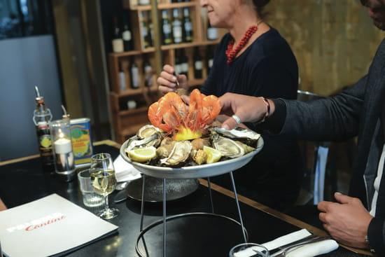 Paloma Cantine  - plateaux de fruits de mer paloma cantine -   © dr paloma cantine