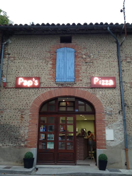Pap's pizza