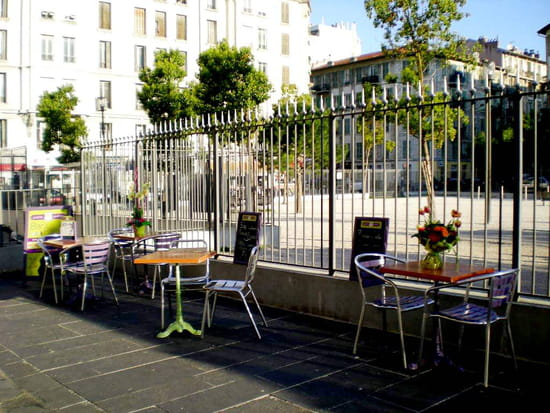 Pastapatou Bar à Pâtes  - une petite douceur en terrasse ... au calme  -