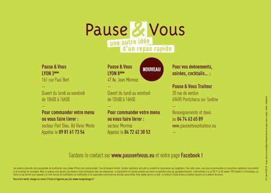 Pause et Vous