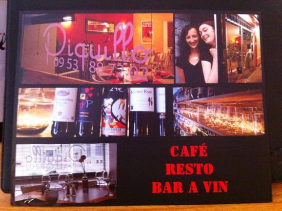 , Restaurant : Piquillo