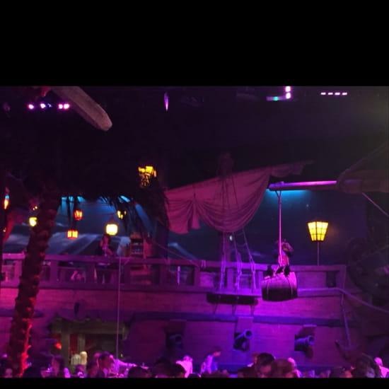 , Restaurant : Pirates Paradise