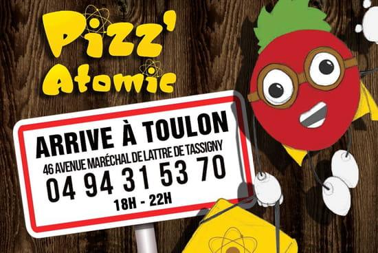 Pizz'Atomic toulon