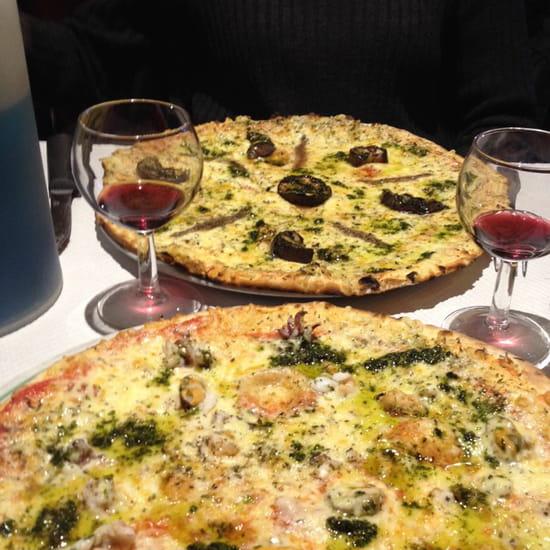 , Plat : Pizza Coco