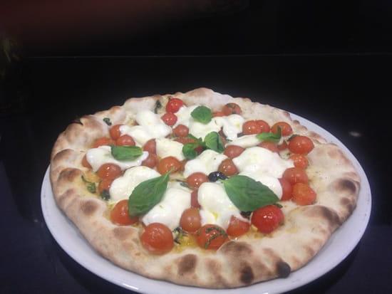 , Plat : Pizza Concept  - Top -