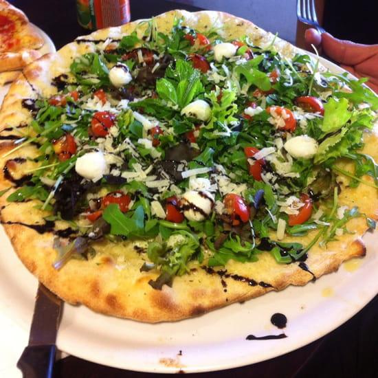 , Plat : Pizza Concept  - Quel bonheur !!! -