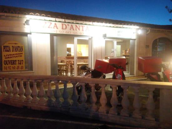 Pizza d'Antan