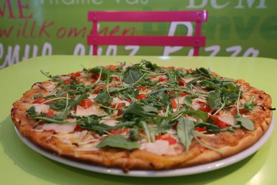 Pizza d'Oc  - L'italienne -