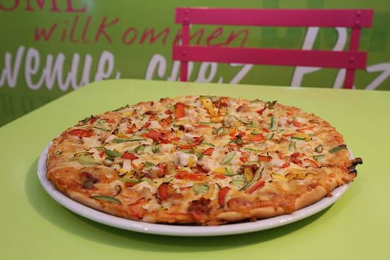 Pizza d'Oc  - La mexicana -
