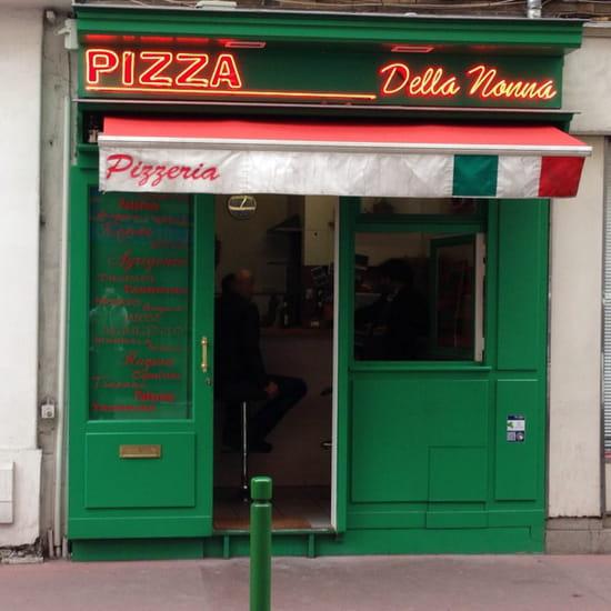 , Restaurant : Pizza della nonna