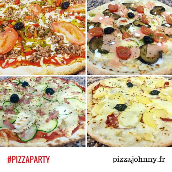 Pizza Johnny  - Laquelle sera la vôtre ce soir ? -   © Pizza Johnny