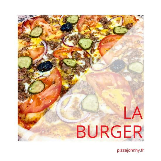 Pizza Johnny  - La pizza du mois de décembre ! -   © Pizza Johnny
