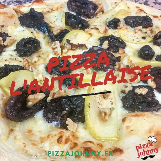 Pizza Johnny  - La voici tout droit sortie du four, notre pizza du mois de février !!! -   © Pizza Johnny