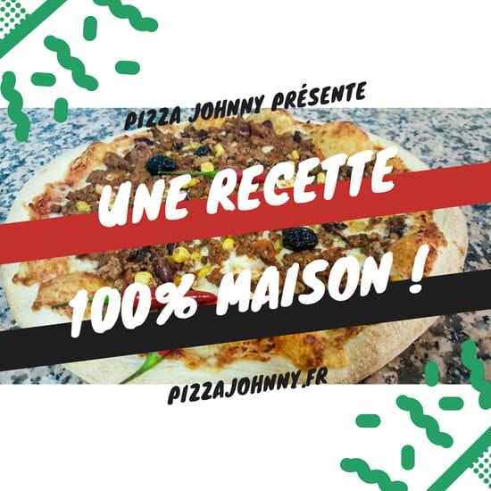 Pizza Johnny  - En mars, serez-vous capable de maîtriser le feu du piment ? -   © Pizza Johnny