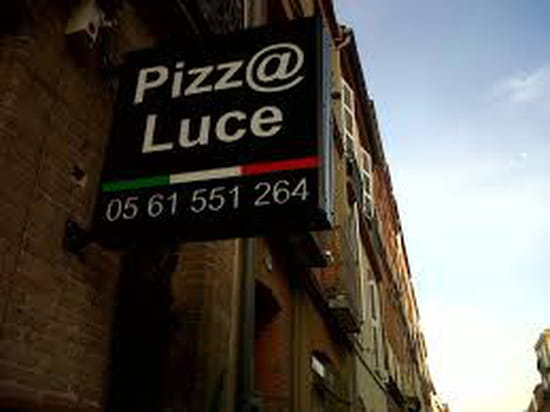 Pizza Luce