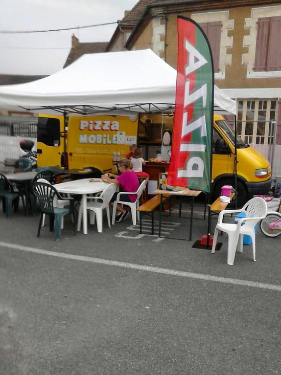 , Restaurant : Pizza Mobile