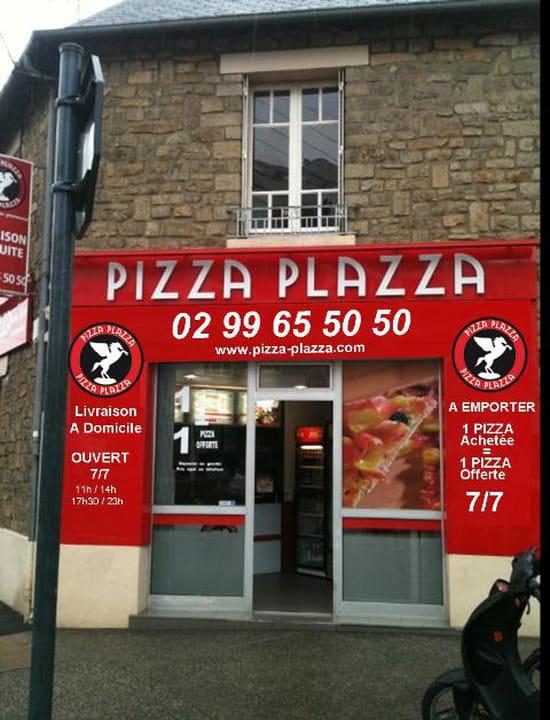Pizza Plazza Rennes
