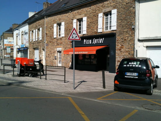 Pizza Sprint Auray