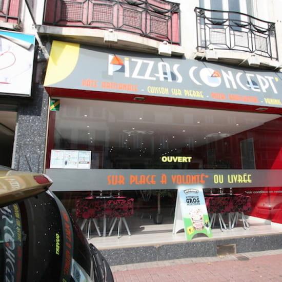 Pizzas Concept