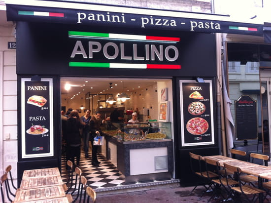 Pizzeria Apollino Cannes