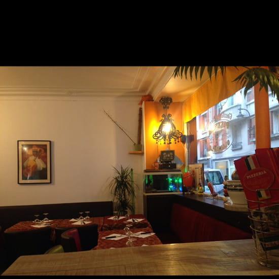, Restaurant : Pizzeria Del Gladiatore