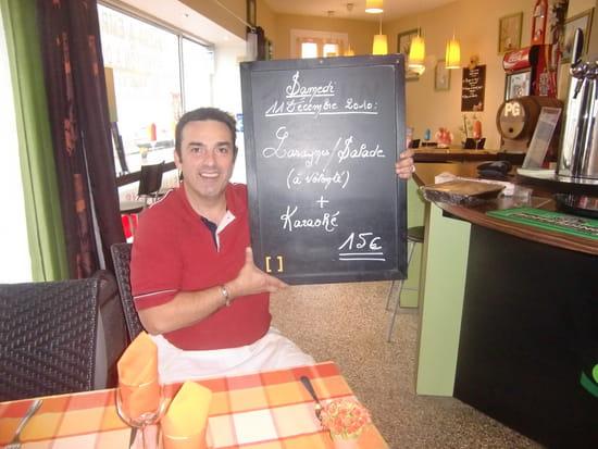 Pizzeria Giovanni  - le patron Giovanni -