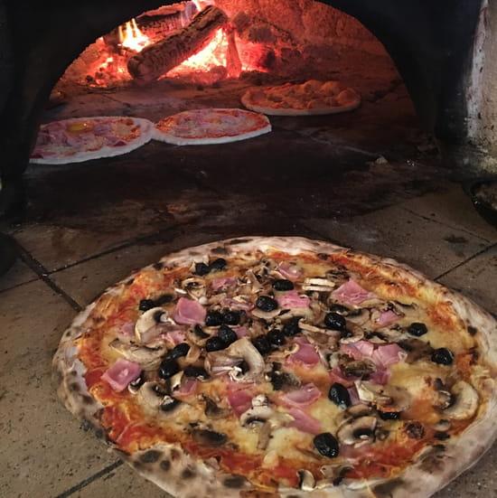 , Plat : Pizzeria l'Asti