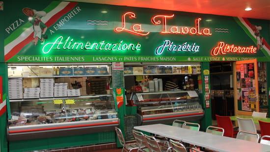 Pizzeria La Tavola
