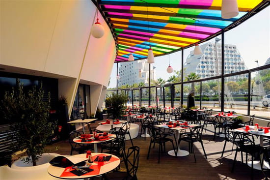 Pizzeria Pasino  - Espace terrasse -