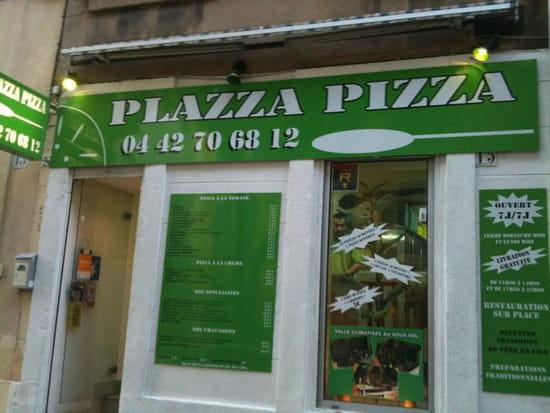 Plazza Pizza